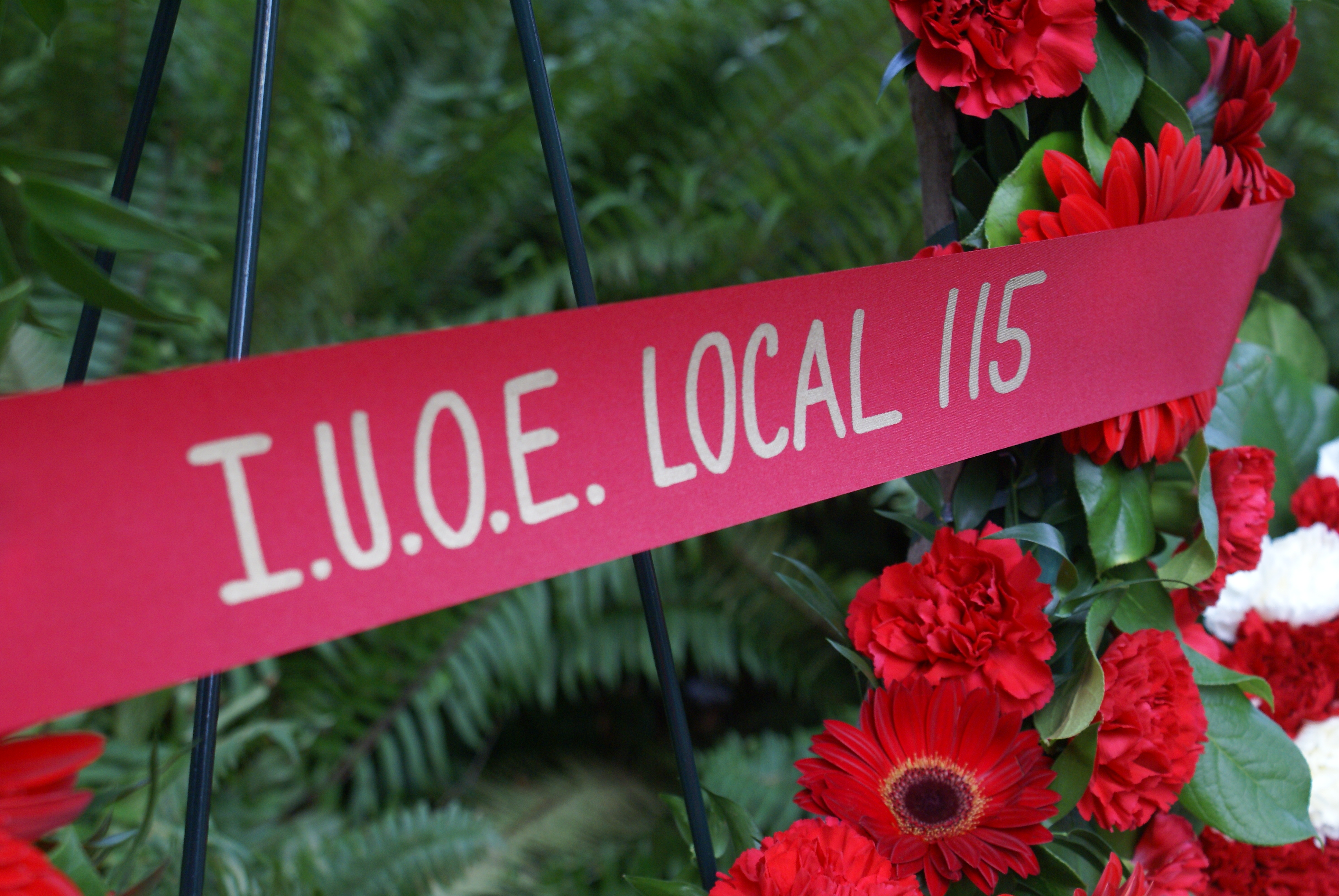 IUOE Local 115 commemorates the 35th anniversary of the Bental IV tragedy