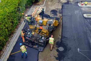 IUOE Local 115 asphalt paving training