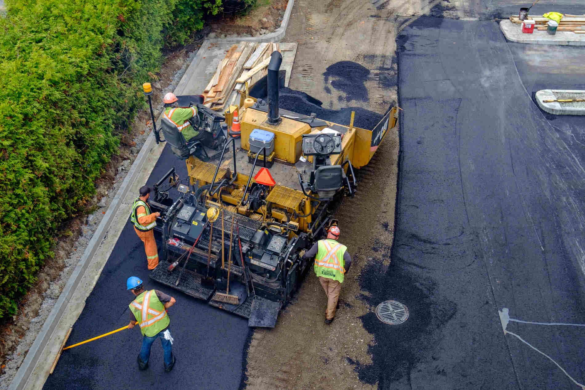 Asphalt Paving Laydown Technician Training Iuoe115