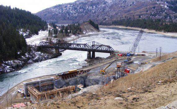 IUOE Local 115 Waneta Dam 1