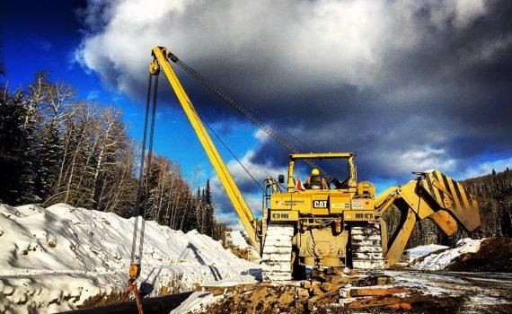 IUOE 115 pipeline construction Jackfish 3