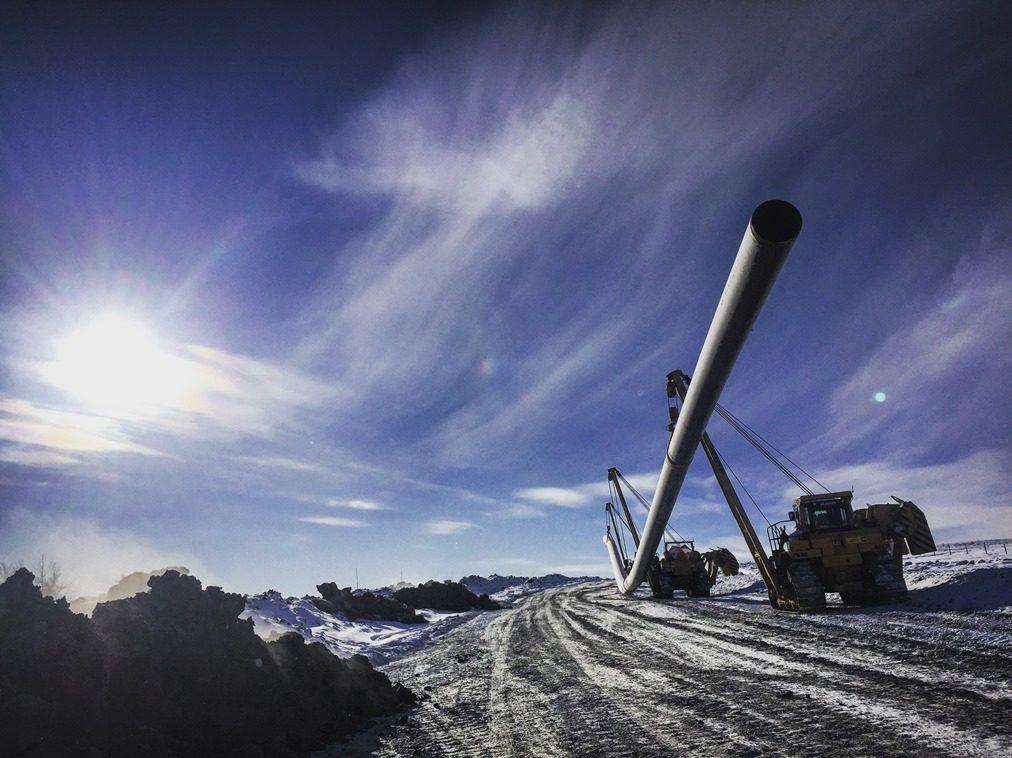 Energy pipelines - IUOE115