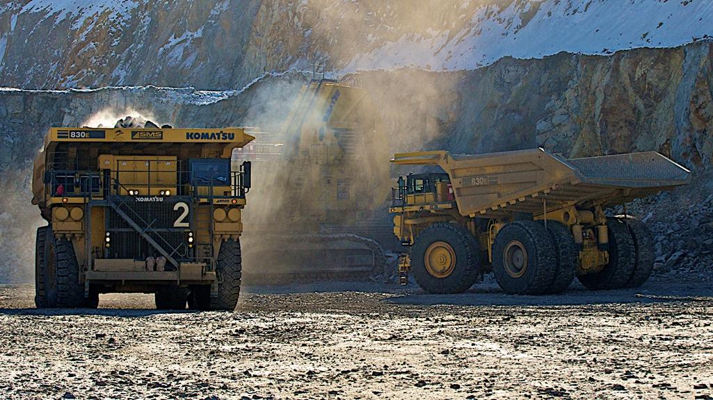 IUOE 115 BC Coal Mines 1