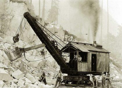 IUOE 115 our history classic excavator