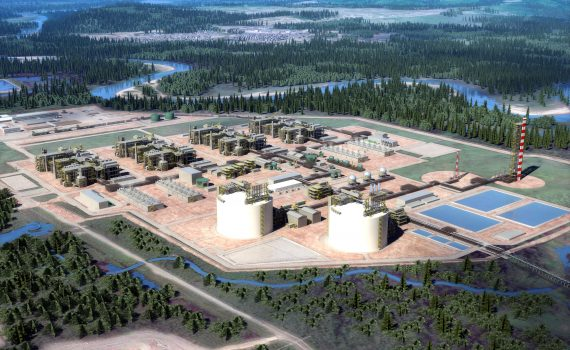 IUOE 115 LNG Canada