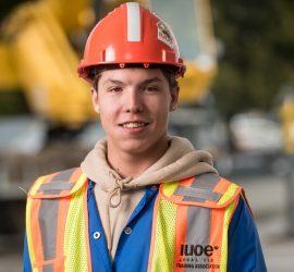 IUOE 115 Skills Canada BC trainee 2